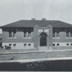 Weston Public Library ca 1915